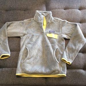 Patagonia fleece sweater size xxs